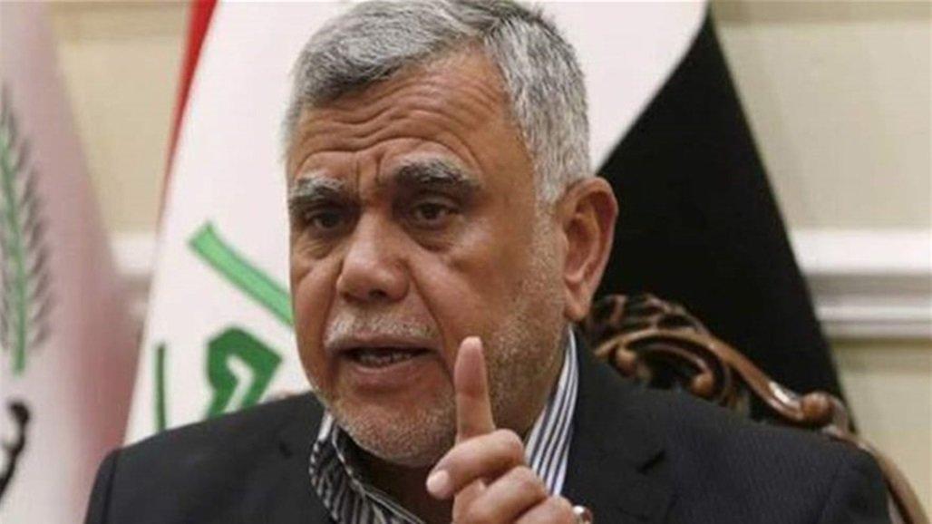 العامری: با نگرانی یورش گسترده ترکیه به شمال عراق را دنبال می کنیم